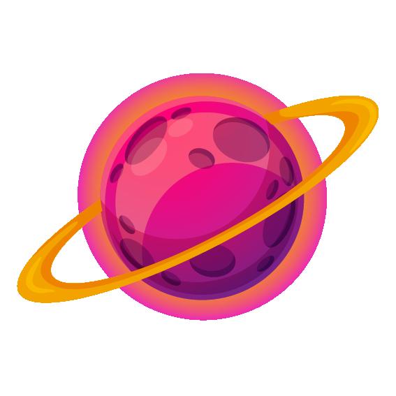 Планета с кольцом