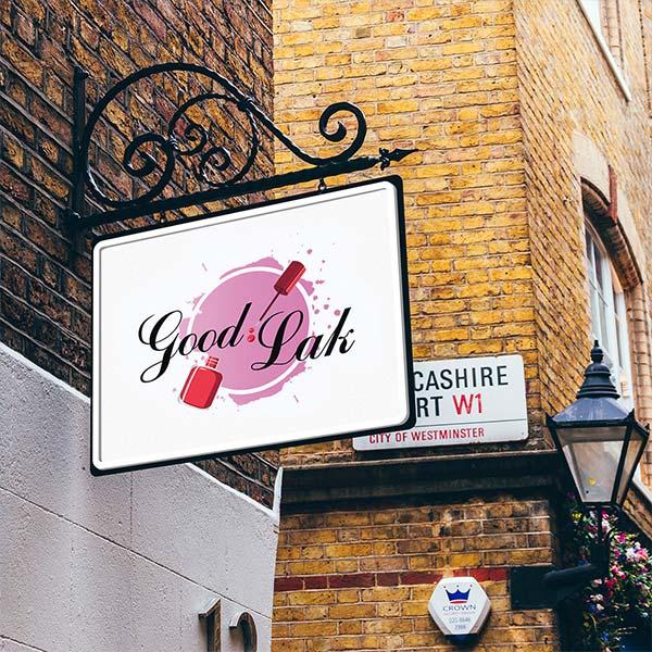 Логотип Good Lak