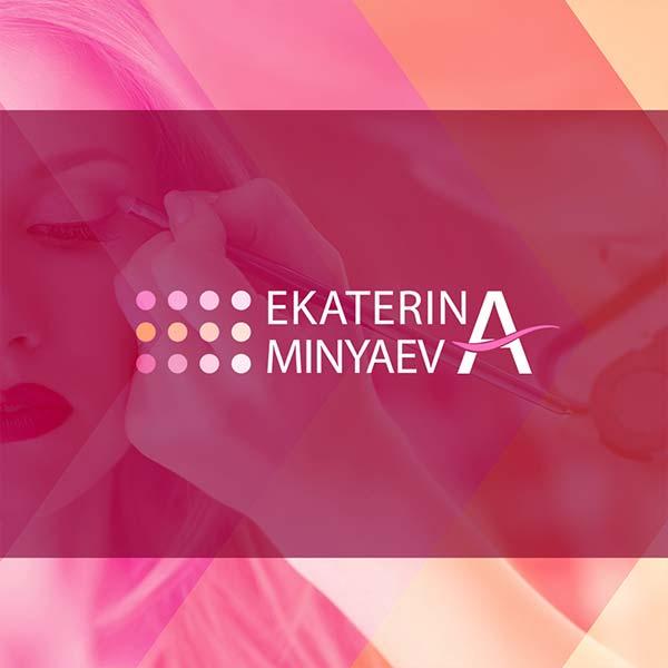 Логотип Екатерины Минаевой