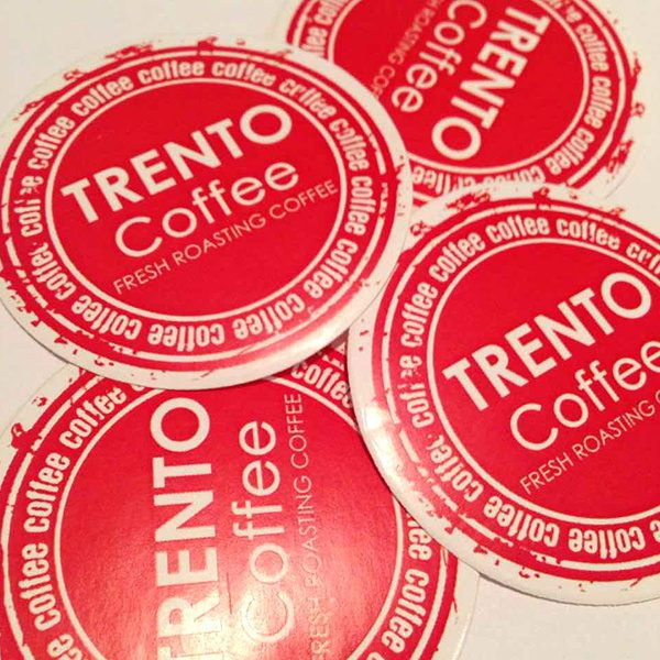 Стикер Trento Coffee